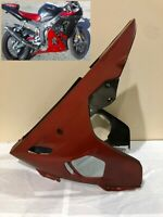 2006 YAMAHA YZF R6  LEFT RIGHT LOWER BOTTOM BELLY SIDE FAIRING COWL