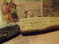 Sumerian Cuneiform - Mesopotamia - Ugarit alphabet - Abjad - ancient writing