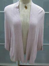Eileen Fisher Open Front Wool Blend Dolman Sleeve Cardigan Sweater Size M