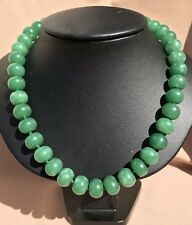Natural Russian Gemstone Necklace Jade andrenadya