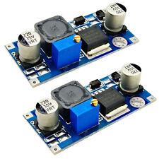 2Pcs LM2596S DC-DC Buck Converter Step Down Module Power Supply Output 1.23V-30V