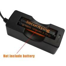 Battery Charger for 18650/16850/16340/14500/14350/12340 Li-ion Battery