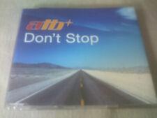ATB - DON'T STOP - CLASSIC TRANCE CD SINGLE