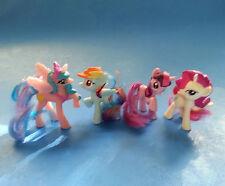 2011 My Little Pony Friendship is Magic 5-SPARKLE 6-DASH 7-RARITY 8-CELESTIA McD