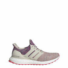 Adidas Women's Ultra Boost - NEW IN BOX - FREE SHIP - Pink / White - F36122 +