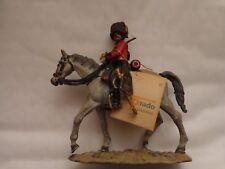 DEL PRADO NAPOLEONIC CAVALRY - KELLERMANN'S HUSSARS 1805 OFFICER SOLDIER
