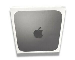 Apple Mac mini Intel Core i3 8GB Memory 128GB SSD - Gray - (MRTR2LL/A) SEALED