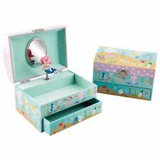 Floss &Rock Girls Mermaid Musical Jewellery Trinket Box Birthday Christmas Gift