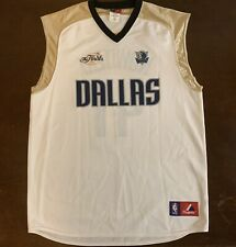 92b658008e4 Rare Vintage Majestic 2006 NBA Finals Dallas Mavericks Dirk Nowitzki Jersey