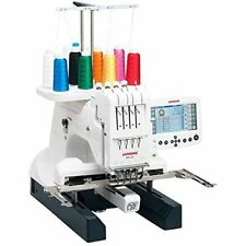 Janome MB4S MB4 S Four Needle Embroidery Machine Refurbished