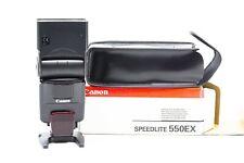 Canon 550EX Speedlite Flash