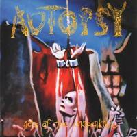 AUTOPSY - ACTS OF THE UNSPEAKABLE (1992) Death Metal CD Jewel Case+FREE GIFT