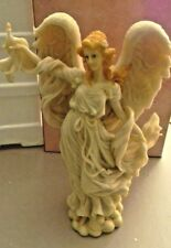 "Seraphim Classics Angel -Hope- ""Light in the Distance"" by Roman # 78104 - W/Box"