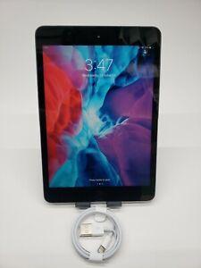 Apple iPad Mini 2 16GB iOS WiFi/Cellular Factory Unlocked 2nd Generation Tablet