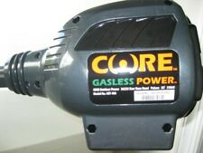 CORE GASLESS TRIMMER MODEL# CGT400 W / battery and charger