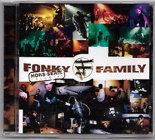 CD RAP FRANCAIS / FONKY FAMILY - HORS SERIE VOLUME 1 / 8 TITRES (ALBUM 1999)