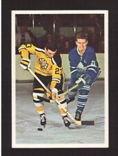 Jean Guy Gendron Boston Bruins 1963-64 Toronto Star Hockey Photo EX/MT