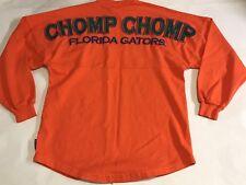 Women's University Of Florida Chomp Chomp Spirit Jersey XS NWT (A3)