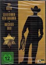 Rio Bravo-Geier kennen..-Dreckiges Gold - John Wayne 3 Disc Box - NEU