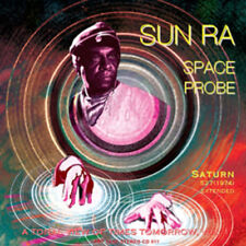Sun Ra : Space Probe CD Extended  Album (2011) ***NEW*** FREE Shipping, Save £s