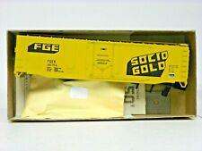 "Athearn/Bev-Bel Ho U/A ""251 Fgex (Solid Gold) 50' Plug Door #191754 (Custom)"