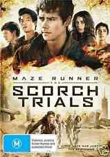 The Maze Runner 2 - Scorch Trials : NEW DVD