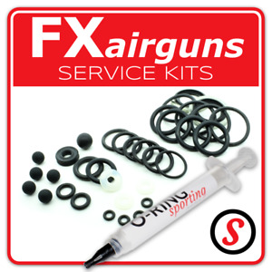 OPTIONAL GREASE GEHMANN Specialist O-Ring seal rifle service kit
