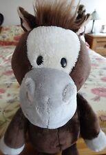 NICI Cavallo Club Penzolanti Pony Kapoony 50cm-Marrone 80007-13-07