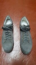 NWB 600$ ALBERTO GUARDIANI MADE IN ITALY LUXURIOUS SNEAKERS LEATHER LINED 11