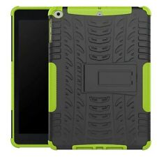 Hybrid Outdoor Protective Case Cover Green for Apple iPad 9.7 2017 Pouch Skin