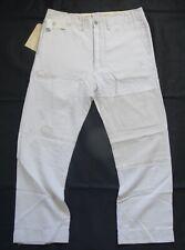 Ralph Lauren RRL Double Rl Field chino algodón-Leinen talla w32 l34