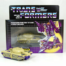 Transformers TRIPLE CHANGER BLIZWING Decepticon G1 REISSUE BRAND IN BOX New