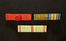 Lot rappels Officier Légion d'Honneur Croix de Guerre 1914 1918 Blessés Marne