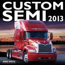 """- CALCUSTOM13 - Calendrier """"CUSTOM SEMI""""2013 -"""