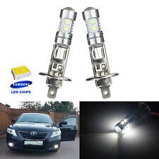 2 Stk H1 448 10 SMD SAMSUNG Chips LED Tagfahrlicht Lampe Weiß Mercedes Audi VW