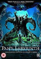 Pan's Labyrinth (DVD, 2007)