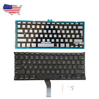 New US Backlight Keyboard For MacBook Air 13 A1369 (2011) A1466 (2012-2017)