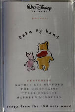 Disney Winnie Pooh Take My Hand Songs From The Hundred Acre Wood Cassette Tape