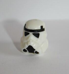 Vintage Star Wars Last 17 Luke Stormtrooper Figures Helmet - 100% Original