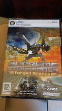 Supreme Commander Forged Alliance PC NUOVO  SIGILLATO EDIZIONE ITALIANA