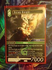 Final Fantasy TCG, Opus 4, Onion Knight 4-054L, Mint Condition