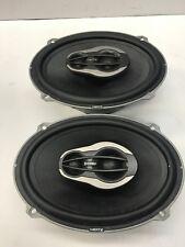 "Hertz HCX6904 6X9"" 3 Way Hi Energy Coaxial Car Speakers"