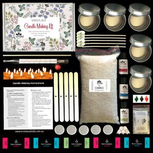 SOY CANDLE MAKING KIT - GREAT GIFT IDEA