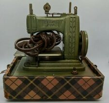 Vintage Betsy Ross Child Electric Sewing Machine w/Case - Works Gibraltar 707