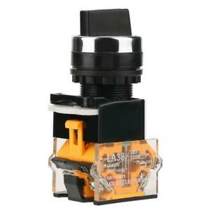 1 PC ON/OFF ROTARY MOMENTARY STARTER  SWITCH POWER IGNITION  LAY38-203