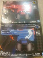 🔥 NERF Rival DEADPOOL KRONOS XVIII-500 2 Pack Blaster Guns | High Impact 🔥