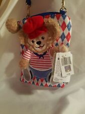Duffy Bear Crossbody bag shoulder Shanghai Disneyland exclusive Shdr New w/tags