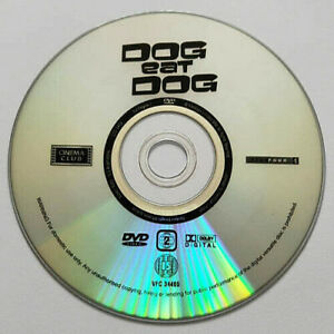 Dog Eat Dog (DVD) Disc Only - Gary Kemp - Ricky Gervais - Melanie Blatt - 2003