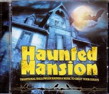 HAUNTED MANSION: HALLOWEEN SPOOKY HAUNTED HOUSE SOUNDS & MUSIC PIPE ORGAN + NEW!