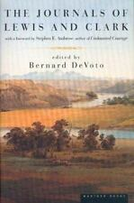 The Journals of Lewis and Clark by Meriwether Lewis; William Clark